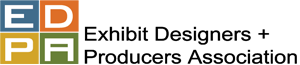 Exhibit Designers and Producers Association logo